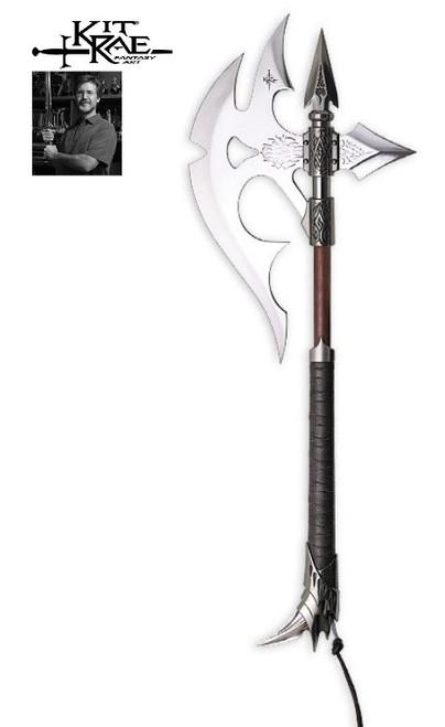 Kit Rae Black Legion War Axe Special Edition KR0037S
