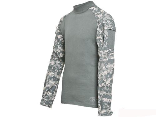 Tru-Spec Tactical Response Uniform Combat Shirt - ACU (Size: Small)