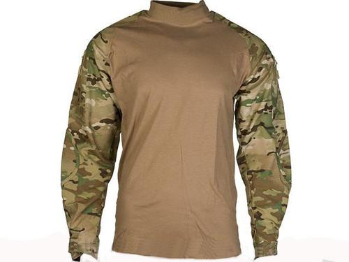 Tru-Spec Tactical Response Uniform Combat Shirt - Multicam (Size: Small)
