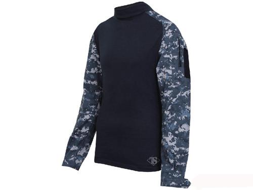 Tru-Spec Tactical Response Uniform Combat Shirt - Urban Digital (Size: Small)
