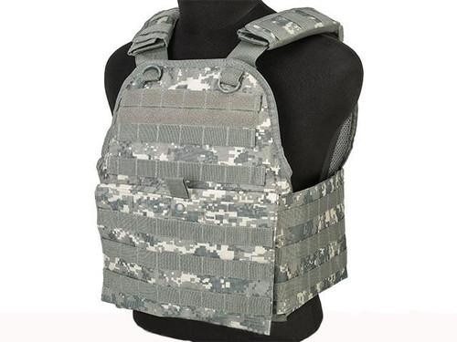 NcStar Light Weight Tactical Plate Carrier - Digicam