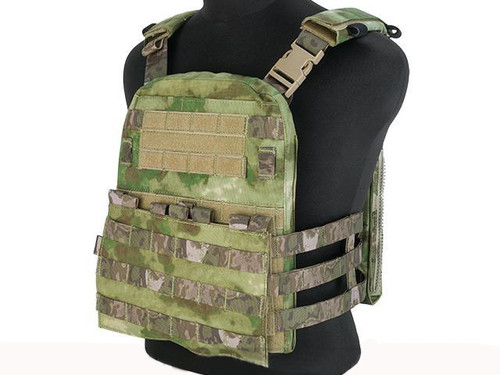 Emerson Lightweight Cage Plate Carrier- Arid Foliage