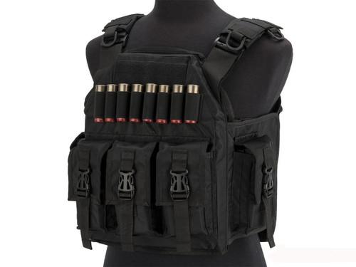 Matrix MTS SDEU Elite Running Plate Carrier (Color: Black)