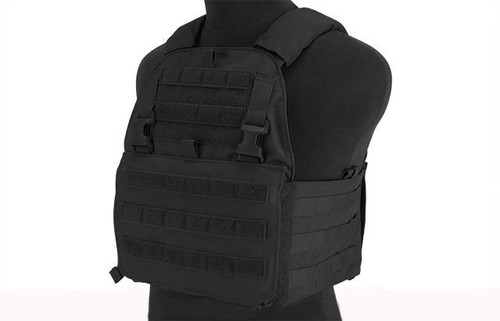 Mayflower Research and Consulting Assault Plate Carrier - Black (Size: S/M - Small Cummerbund)