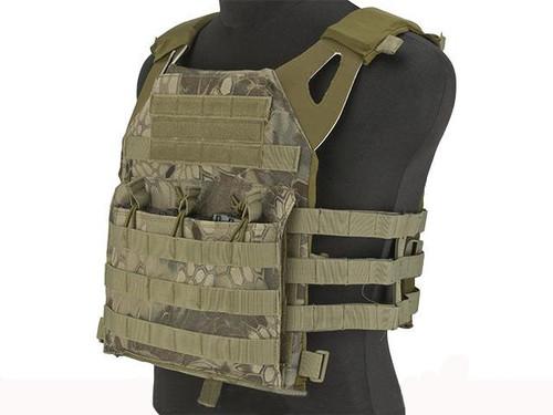 Matrix VT390 Low Profile Tactical Plate Carrier - Desert Serpent