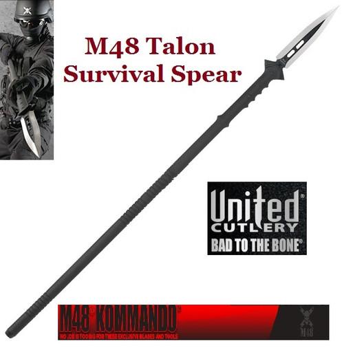 United M48 2961 Talon Survival Spear