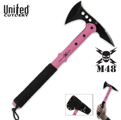 United M48 3111 Steel Mistress Tactical Tomahawk