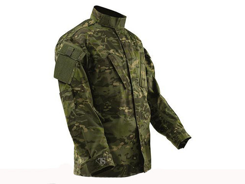 Tru-Spec Tactical Response Uniform Jacket - Multicam Tropic (Size: Small-Regular)