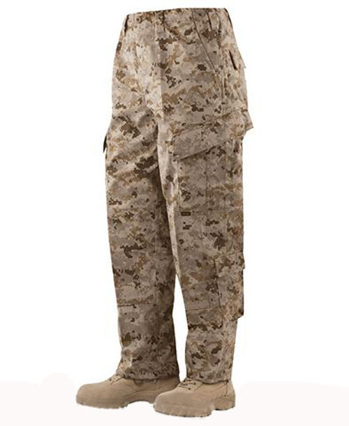 Tru-Spec Tactical Response Uniform Pants - Digital Desert (Size: Medium-Regular)