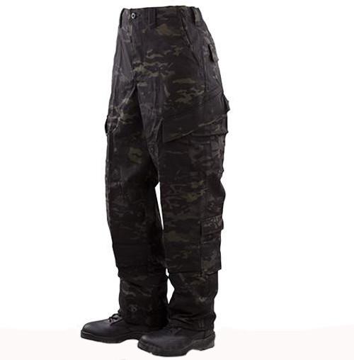 Tru-Spec Tactical Response Uniform Pants - Multicam Black (Size: Small Regular)