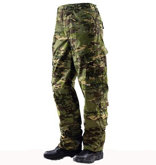 Tru-Spec Tactical Response Uniform Pants - Multicam Tropic (Size: Small-Regular)