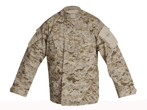 Tru-Spec Tactical Response Uniform Shirt - Digital Desert (Size: Large-Regular)
