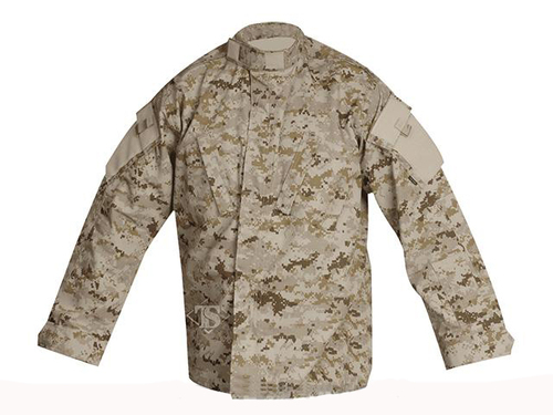 Tru-Spec Tactical Response Uniform Shirt - Digital Desert (Size: Medium-Regular)