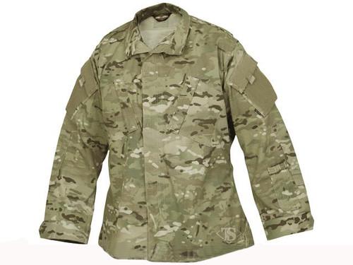 Tru-Spec Tactical Response Uniform Shirt - Multicam (Size: Small-Regular)
