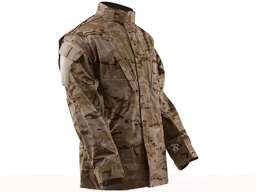 Tru-Spec Tactical Response Uniform Shirt - Multicam Arid (Size: Small-Regular)