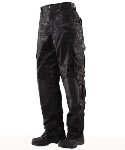 Tru-Spec Tactical Response Uniform Xtreme Pants - Multicam Black (Size: Small-Regular)