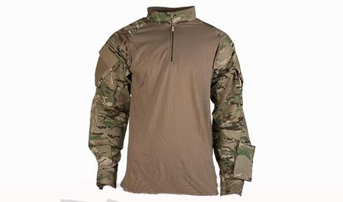 Tru-Spec TRU Xtreme Combat Shirt - Multicam (Size: Large)