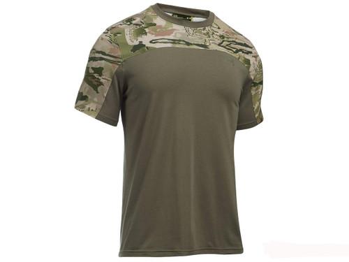 Under Armour UA Tactical Combat Short Sleeve Tee - Ridge Reaper (Size: Small)
