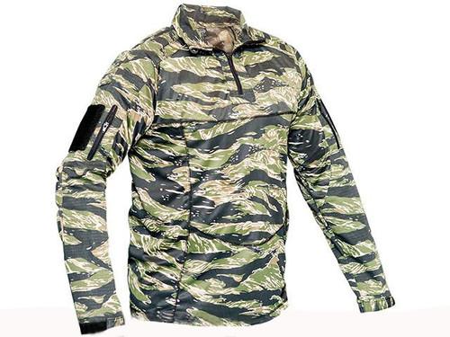 Valken Combat Tango Shirt - Tiger Stripe (Size: Medium)