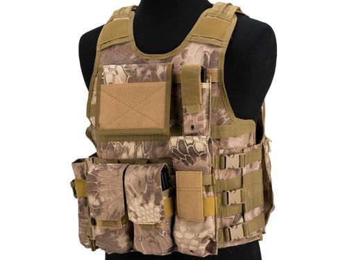 Matrix MEA ModII Tactical Vest (Color: Arid Serpent)