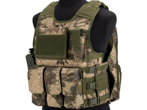 Matrix MEA ModII Tactical Vest (Color: Desert Serpent)