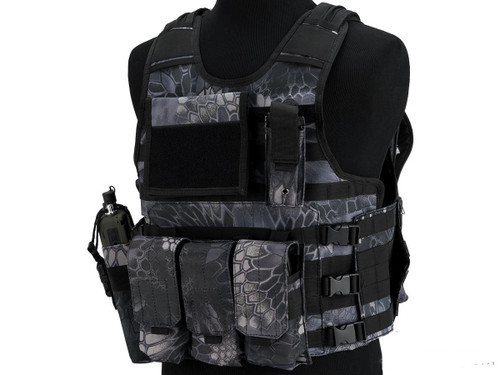 Matrix MEA ModII Tactical Vest (Color: Urban Serpent)