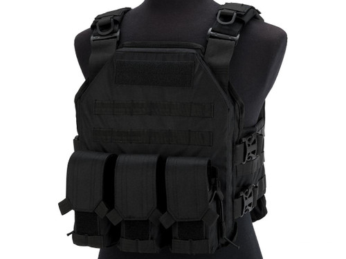 Matrix MTS SOE Light Plate Carrier Vest (Color: Black)