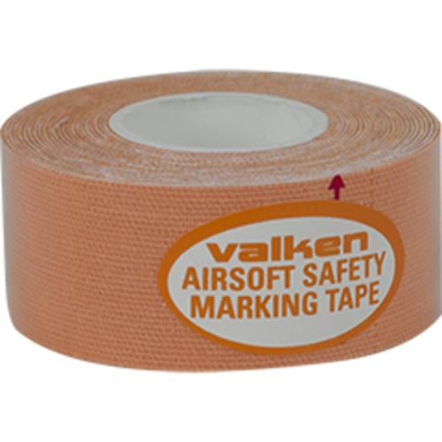 Valken Battle Machine Airsoft Safety Tape Kit - 2.5cmx3m