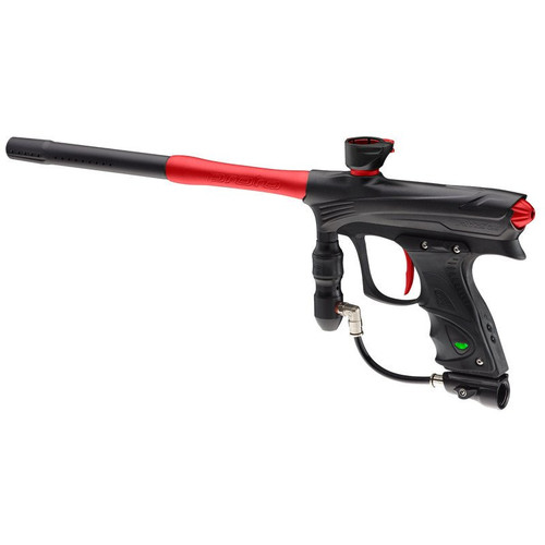 Proto Rize Maxxed Paintball Gun - Black/Red