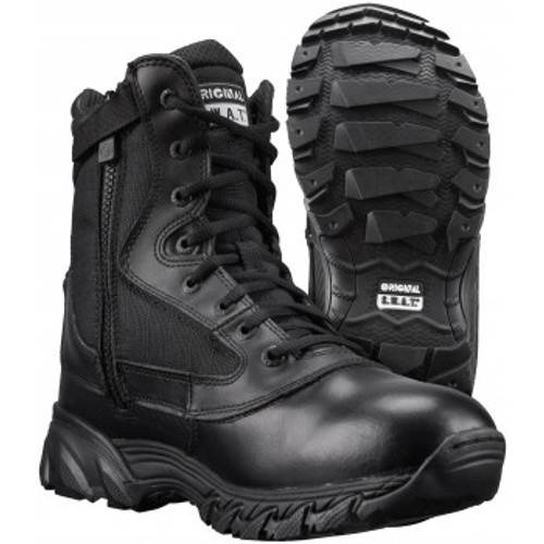 """Original S.W.A.T. Chase 9"""" Tactical Side Zip Boot"""