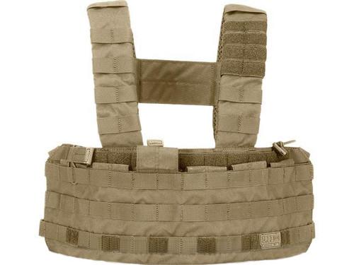 5.11 Tactical TacTec Chest Rig - Sandstone