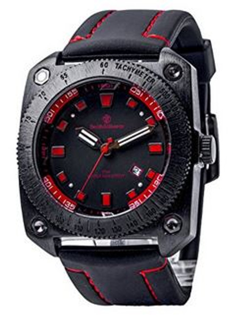 Smith & Wesson 5900Rd Flight Deck Watch - Red