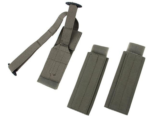 TMC Doff Webbing Kit for JPC Plate Carriers - Ranger Green