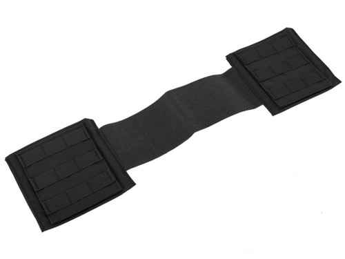 Mayflower Research Quarter Flap Adaptor Kit for LPAC and LEPC Vests (Color: Black)