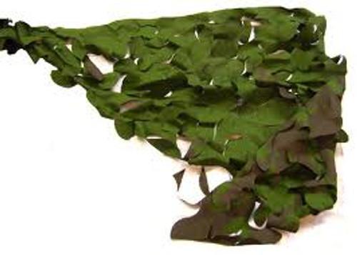 British Camouflage Netting - Green