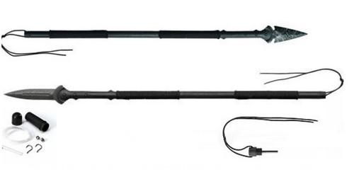 Schrade SCHSP2 & SCHSP3 Phantom Spear Combo Pack!