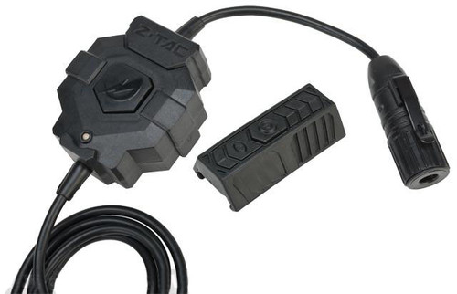 Element Z-Tactical Push-To-Talk PTT Radio Adapter w/ Wireless Remote (Connector: Kenwood)