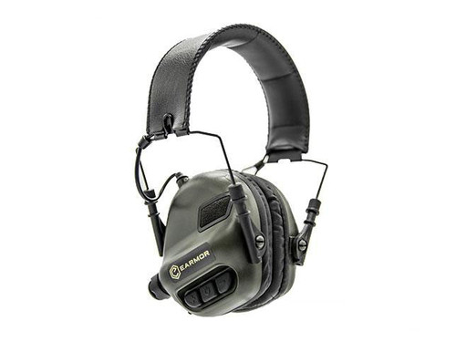 Earmor M31 Electronic Hearing Protector (Color: Black)