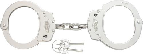 Handcuffs Silver finish