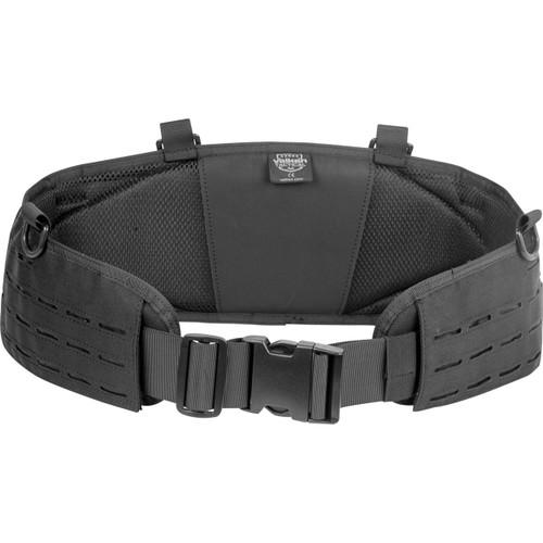 Valken Laser Cut Battle Belt - Black - XL