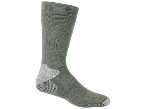 5.11 Tactical Cold Weather OTC Sock - Foliage (Size: Small / Medium)