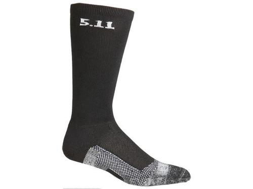 """5.11 Tactical Level I 9"""" Socks - Black"""
