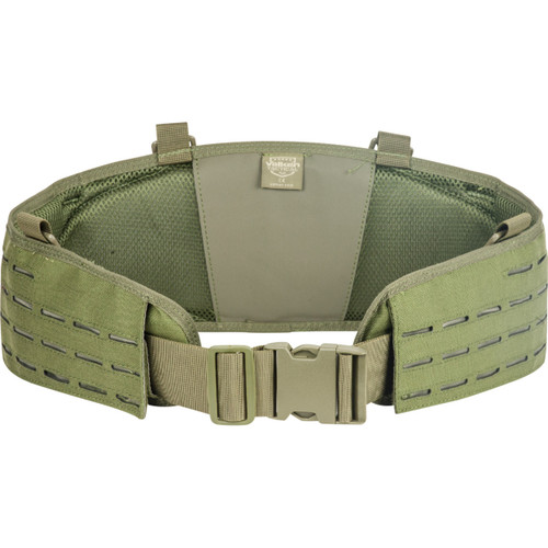 Valken Laser Cut Battle Belt - Olive Drab - XL
