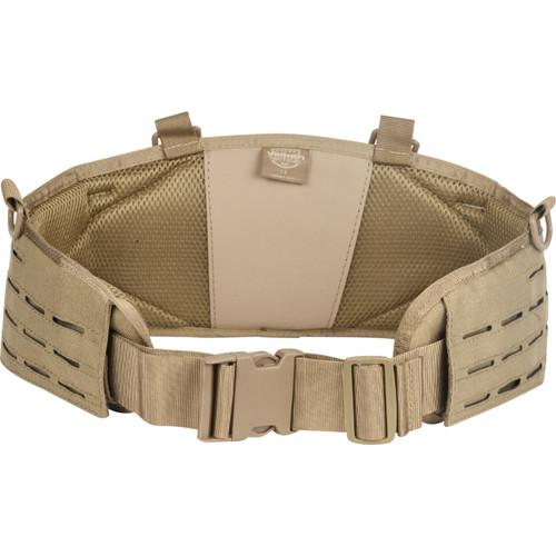 Valken Laser Cut Battle Belt - Tan - XL