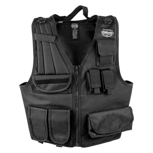Valken Tactical Adjustable Vest - Black