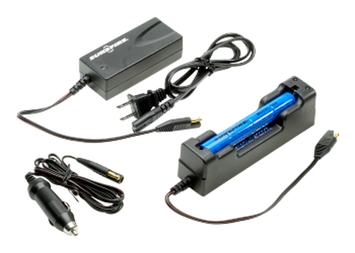 SureFire CN211 AC/DC Charger for B65 Battery [Clearance]