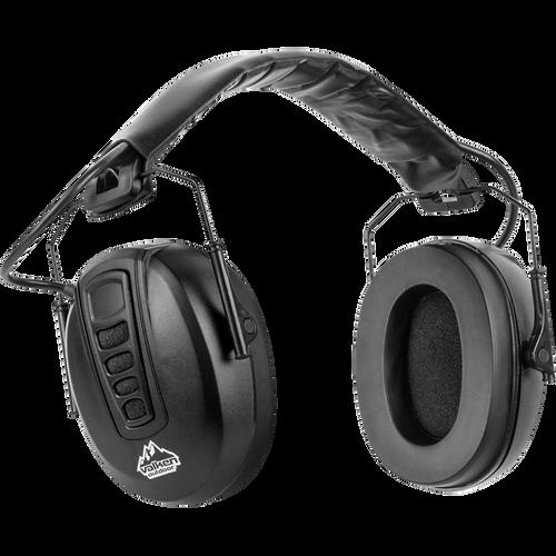 Valken Ear Shieldz Full Cover Elect Stereo