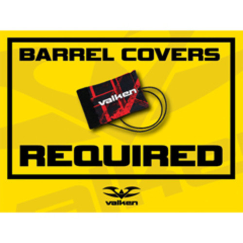 Valken Field Sign - Barrel Sleeve Required