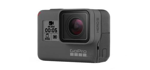 GoPro HD HERO5 Professional Wearable HD Camera - Black