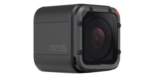 Promotional Special GoPro HD HERO5 Session Professional Wearable HD Camera w/ 3-Way Mount (Color: Black)